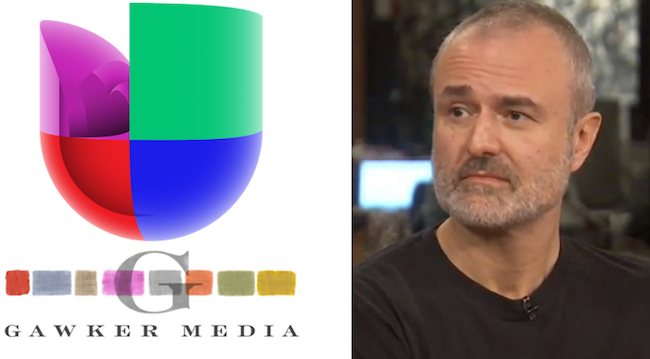 Univision to pay Gawker's Nick Denton $400,000 in non-compete