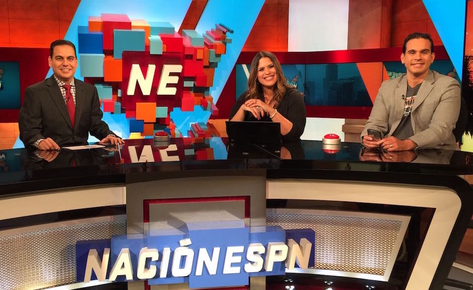 Nación ESPN debuts on ESPN2
