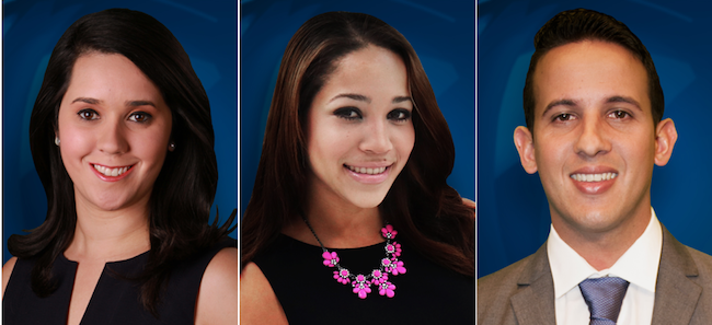 KTAZ hires Aponte & Gonzalez as MMJs; names new weekend anchor