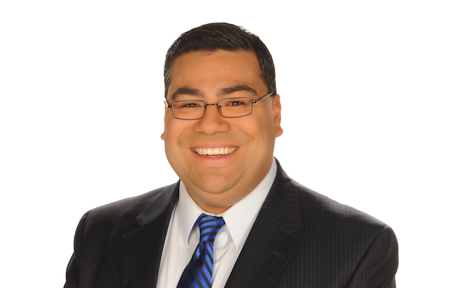KVUE names Albert Ramon Chief Meteorologist