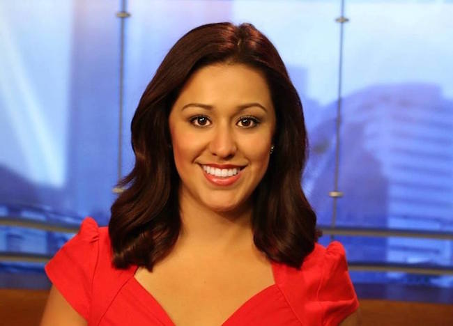 KCTV adds new morning reporter Jessica Reyes