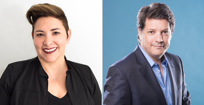 Univision names Díaz President, Entertainment; Santucho EVP of Univision Studios