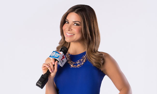 "De Luque named co-host Telemundo 47's ""Acceso Total"""