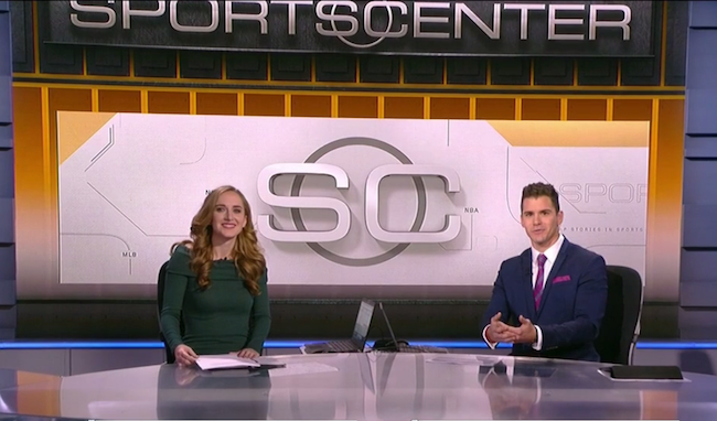 ESPN Deportes adds new SportsCenter edition