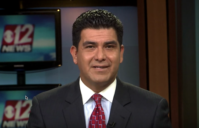 Balderas quits WPEC anchor job to become a journalism professor