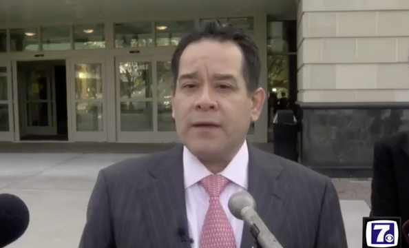 Rape charges dropped against former reporter Orlando Salinas
