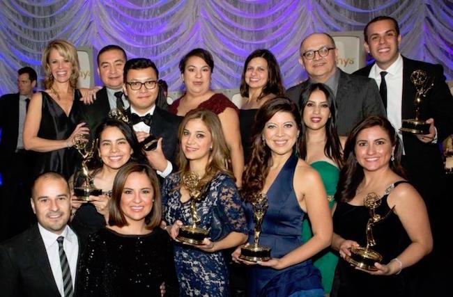 Telemundo Chicago Emmys 2016