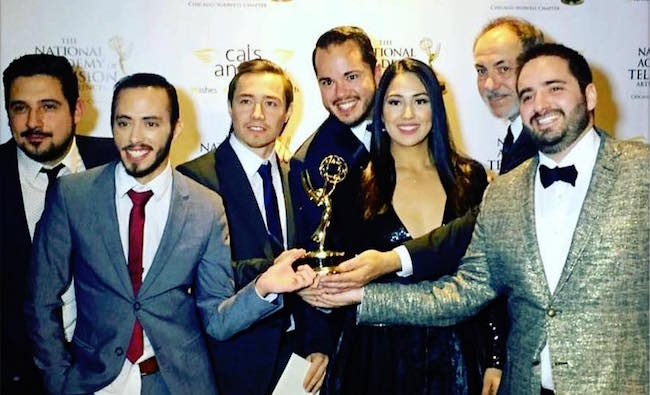 Univision Chicago Emmys 2016