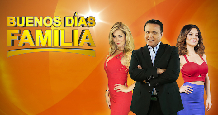 Estrella TV debuts two morning shows
