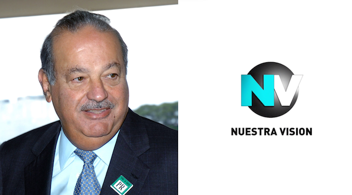 Carlos Slim to launch U.S. Spanish-language network for Mexicans