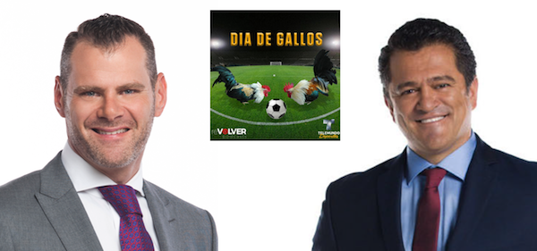 Telemundo launches first sports podcast with Gurwitz & Hermosillo