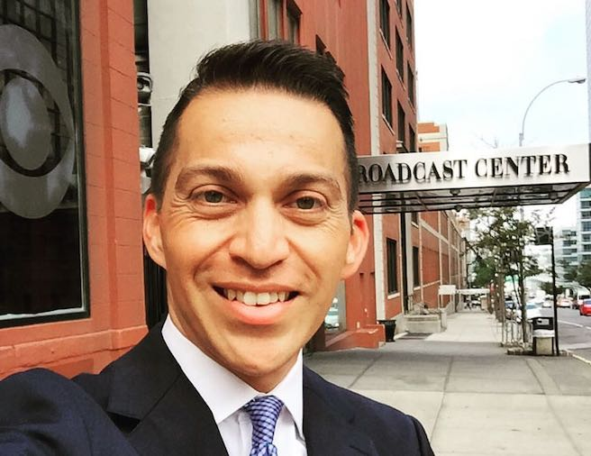 Bojorquez starts new role as Miami correspondent for CBS News