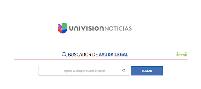 Univision launches immigration help search tool