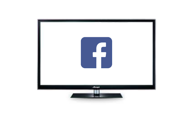 Facebook expanding reach to television with launch of TV app