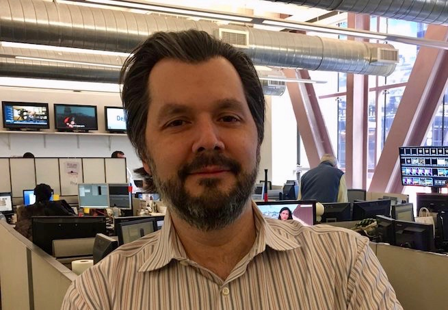 Serrano hired as Executive Producer for cable news startup i24