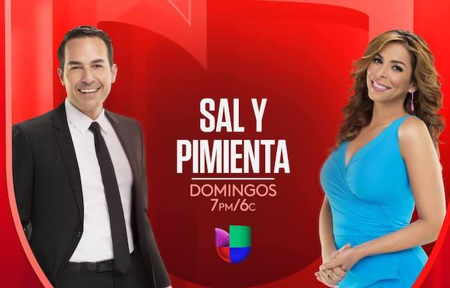 """Univision cancels gossip show """"Sal y Pimienta"""""""
