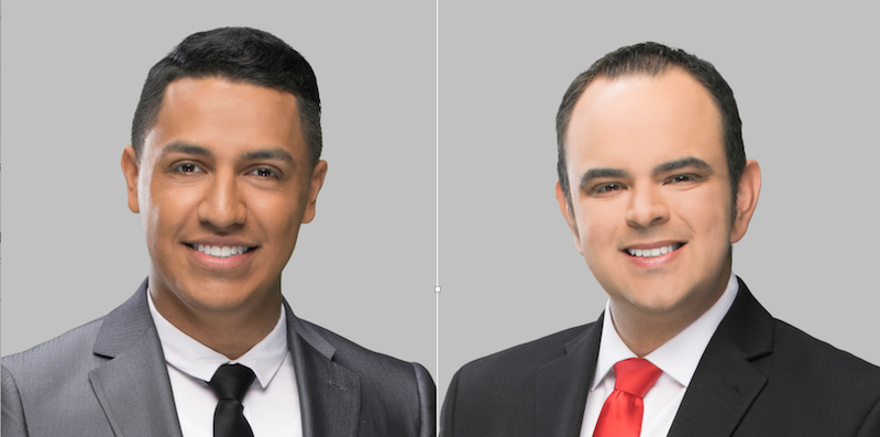 KBLR adds Cervantes and Ruiz to news team