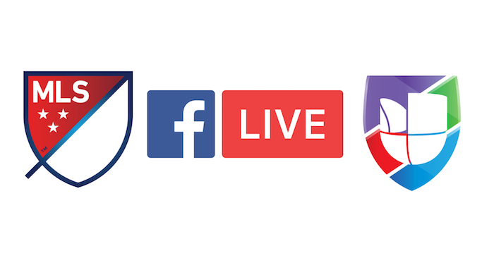 MLS, Univision and Facebook team up to live stream games in English