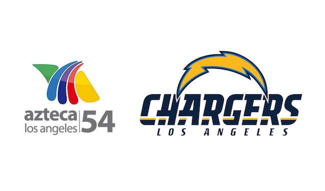 Azteca América strikes new multi-year deal with LA Chargers