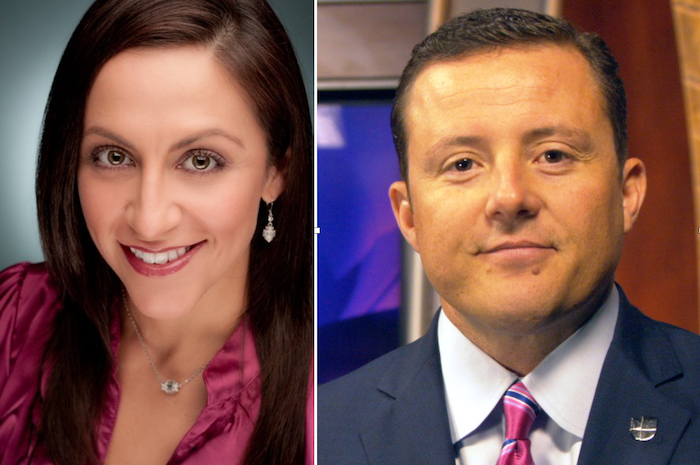 Univision promotes Escobar and Lowry