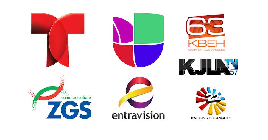 Telemundo, Univision, Entravision, ZGS, KBEH, KRCA, KJLA, KWHY and KAZA score big in FCC auction