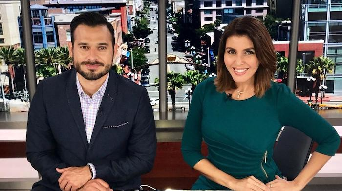 Telemundo San Diego announces news team; López and Venegas named anchors