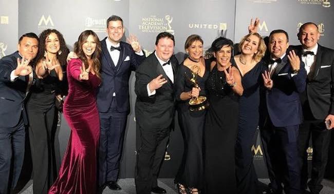 """Telemundo's """"Un Nuevo Día"""" wins 2017 Daytime Emmy"""