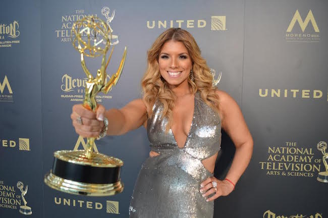 Gaby Natale and CNNE win Daytime Emmys