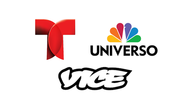 Telemundo signs content partnership deal with Vice Media