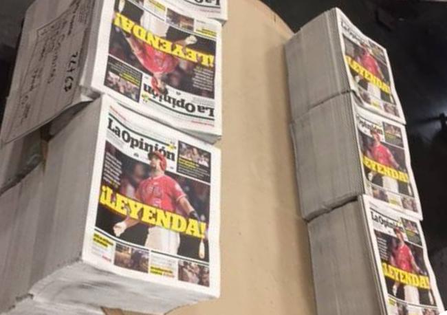 La Opinión updates its newspaper format