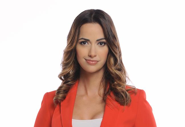 "Telemundo promotes Paulina Sodi to ""Un Nuevo Día"" network news anchor"