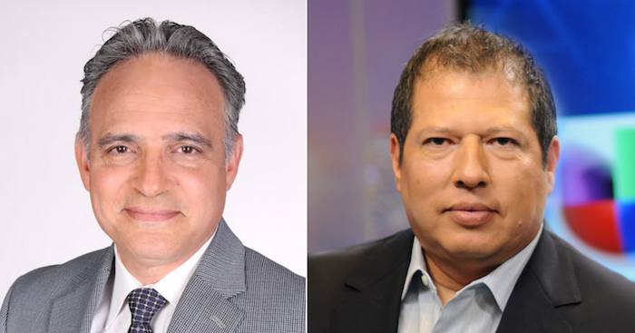 Univision promotes and reassigns Pineda, Yáñez and Santamaría