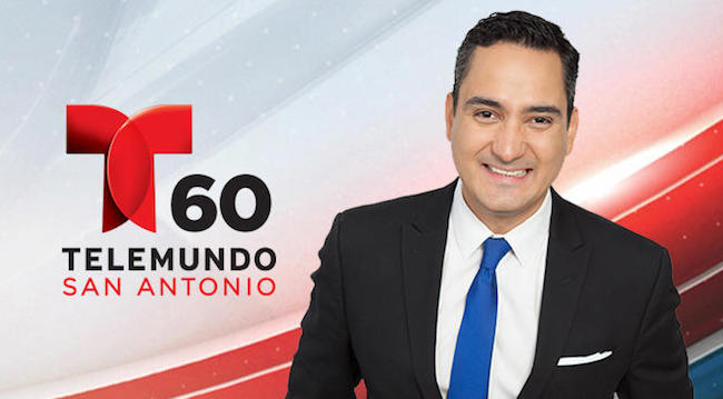 Hernández out as anchor at Telemundo San Antonio