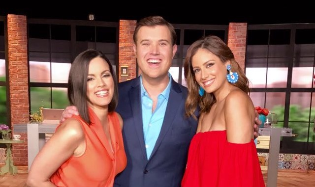 Sardiñas, Olea and Ortiz to host new Unimás Miami morning show
