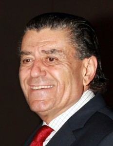 Haim Saban, Executive Chairman of Univision, at Latino MediaCon. (Photo: Alex Gallo)