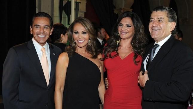 Univision 50 celebration