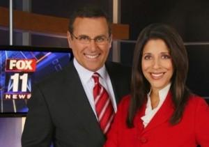 Carlos Amezcua and Christine Divine