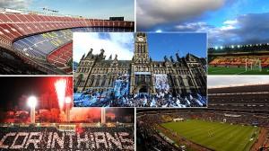 Capitales del fútbol