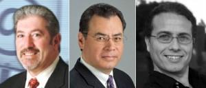 Jeff Liberman, Mario Carrera, Esteban López Blanco