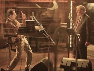 Marc Anthony and Tony Bennett