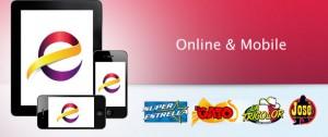 Entravision mobile logo
