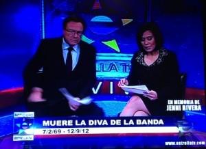Enrique Gratas on Estrella TV