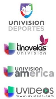 Univision-logos