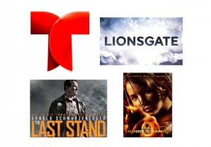 Telemundo Lionsgate
