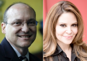 Manny García and Nely Galán are among the media executives participating in Hispanicize.