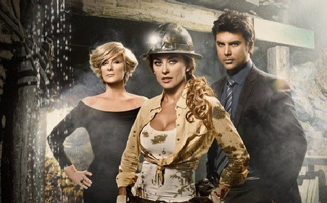 """La Patrona"" is one of Telemundos original telenovelas, starring Christian Back, Araceli Arámbula and Jorge Pila."