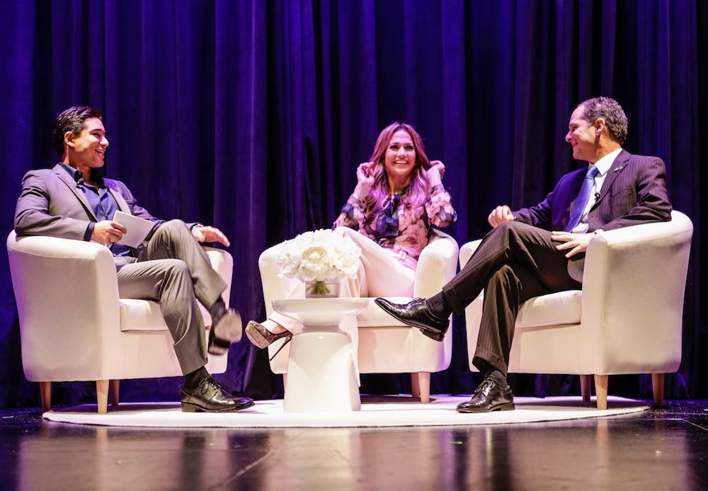 Mario lopez, Jennifer Lopez, Michael Schwimmer