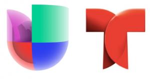 Univision-Telemundo logos