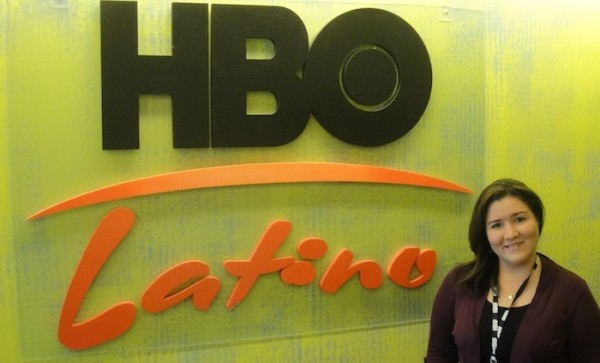 Navarro gets job at HBO Latino