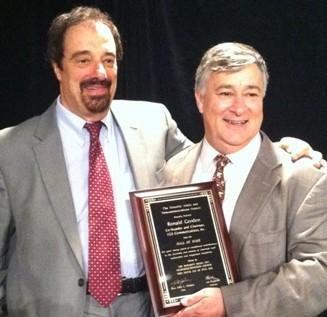 Ron Gordon and David Honig